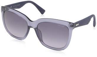 Police Women's Spl410 Square Sunglasses