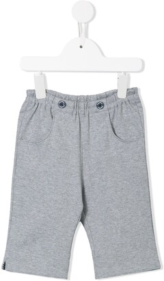 Familiar elasticated shorts