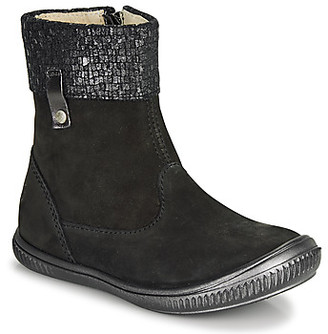 GBB ORANTO girls's Mid Boots in Black
