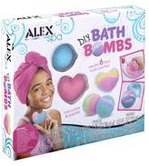 Alex DIY Spa Bath Bombs
