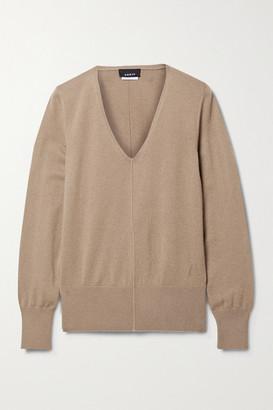 Akris Cashmere Sweater - Camel