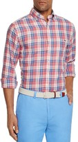 Vineyard Vines Massapequa Plaid Tucker Slim Fit Button-Down Shirt