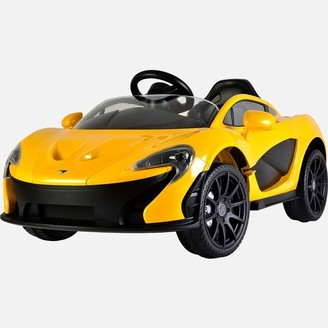 Kool Karz Ride On Cars Mclaren P1 12v Yellow