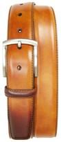 Magnanni Men's Tanning Leather Belt