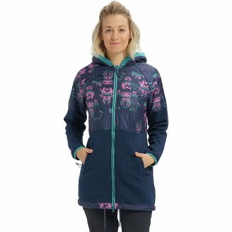 Burton Khalsa Hybrid Full-Zip Fleece Jacket - Women's