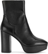 Ash platform ankle boots - women - Leather - 36