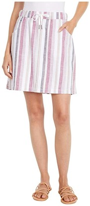 Aventura Clothing Piper Skirt (Earth Red) Women's Skirt