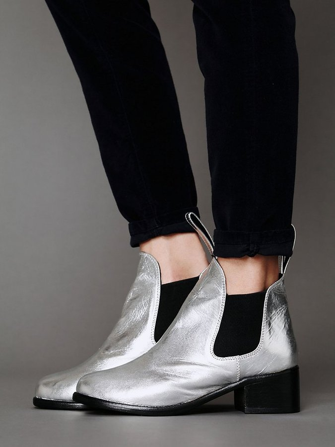 Shakuhachi Jagger Ankle Boot