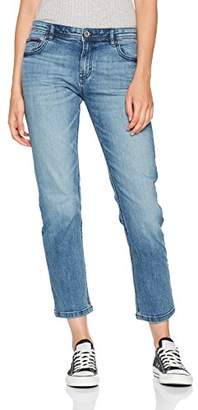 Tommy Jeans Women's Cropped Lana Straight Jeans,W27/L32