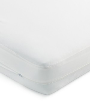 Protect A Bed Protect-a-Bed AllerZip Smooth Anti-Allergy and Bed Bug Proof Full Sofa Bed Mattress Protector