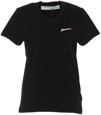 Off-White Crewneck T-Shirt