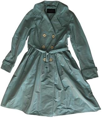 Ramosport Turquoise Coat for Women