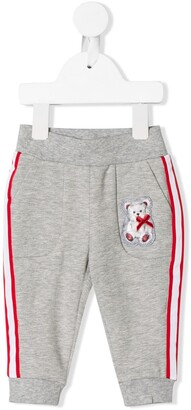 MonnaLisa Teddy-Bear Tracksuit Bottoms