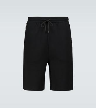 MONCLER GENIUS 7 MONCLER FRAGMENT cotton shorts