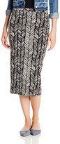 Rachel Pally Women's Hasley Printed Midi Pencil Skirt