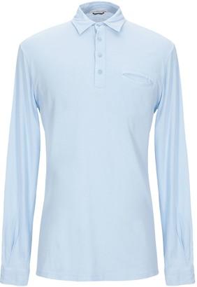 Grey Daniele Alessandrini Polo shirts