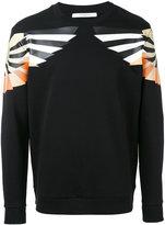 Givenchy patterned sweatshirt - men - Cotton - L