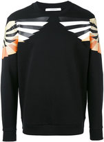Givenchy patterned sweatshirt - men - Cotton - S