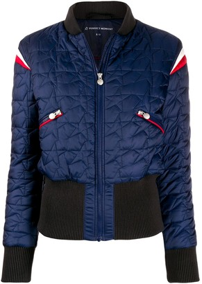 Perfect Moment Glacier padded jacket