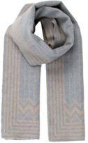 Louis Vuitton Wool Striped Scarf