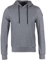 Paul & Shark Grey Tonal Hooded Sweatshirt
