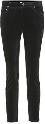Miu Miu Corduroy skinny pants