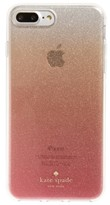 Kate Spade Glitter Ombre Iphone 7 & 7 Plus Case - Pink