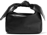 Simone Rocha Knotted Leather Tote - Black