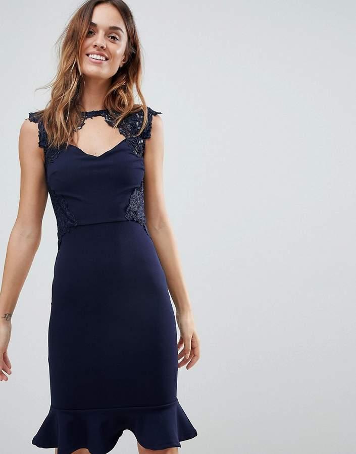 921fadb568 Lipsy Lace Dress - ShopStyle Australia