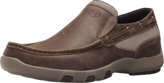 Roper Men's Docks Driving Style Loafer