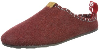 Viking Unisex Adults' Dnt Toffel Open Back Slippers