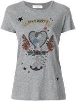 Valentino tattoo print T-shirt