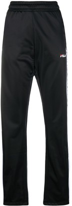 Fila Logo-Tape Track Pants