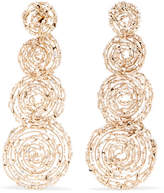 Rosantica Pizzo Gold-tone Faux Pearl Earrings