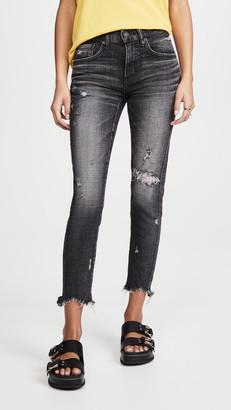 Moussy MV Glendele Skinny Black Jeans
