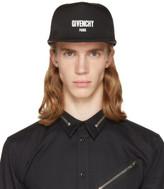 Givenchy Black Logo Cap