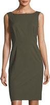 Lafayette 148 New York Kimberly Wool-Blend Sheath Dress