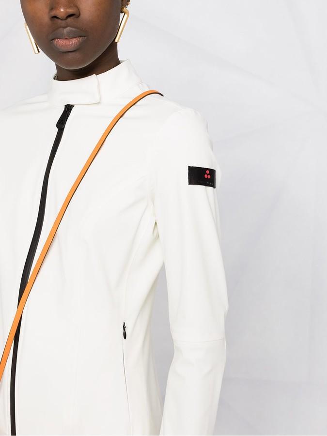 Thumbnail for your product : Peuterey Logo-Patch Biker Jacket