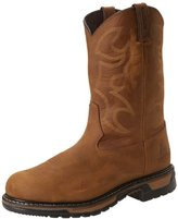 Rocky Men's Original Ride Steel Toe Crazy Horse Work Boot