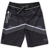 O'Neill Big Boys 8-20 Hyperfreak Camo-Print Striped Stretch Board Shorts