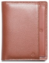 hook + ALBERT Men's Leather Bifold Wallet - Brown