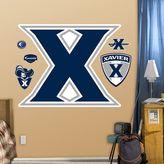 Fathead Xavier Muskateers Logo Wall Decals
