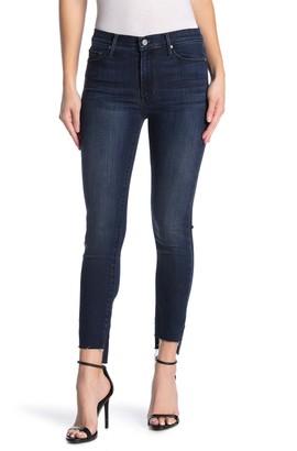 Black Orchid Miranda Step Hem High Waisted Skinny Jeans