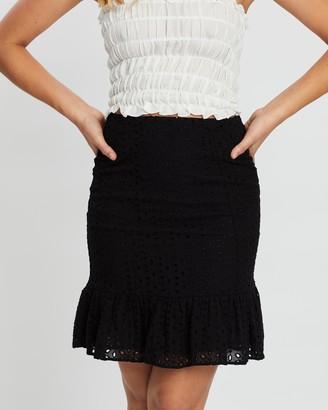 Atmos & Here Cattleya Skirt