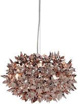 Kartell Bloom Metallic Pendant Light - Bronze S2