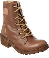 Coolway Mirna Leather Combat Boot