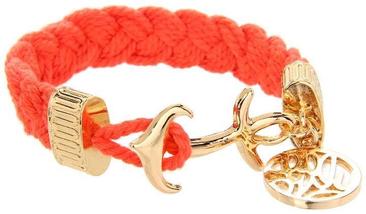 Lilly Pulitzer Hooked On You Bracelet (Tango Orange) - Jewelry