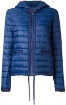 Twin-Set padded hooded jacket