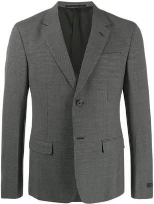 Prada print mouliné jacket