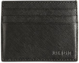 Jack Spade Men's Barrow Leather 6-Card Holder
